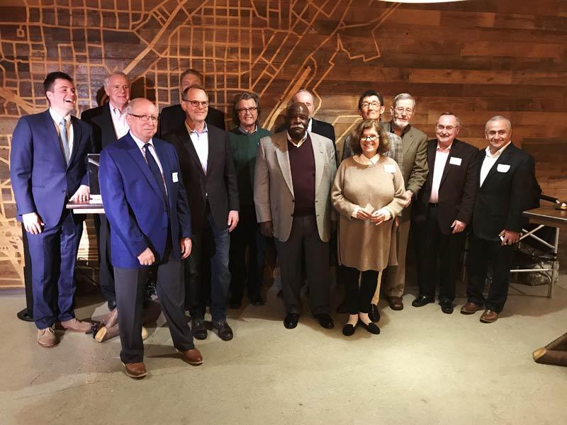 Milwaukee RiverWalk District Founders