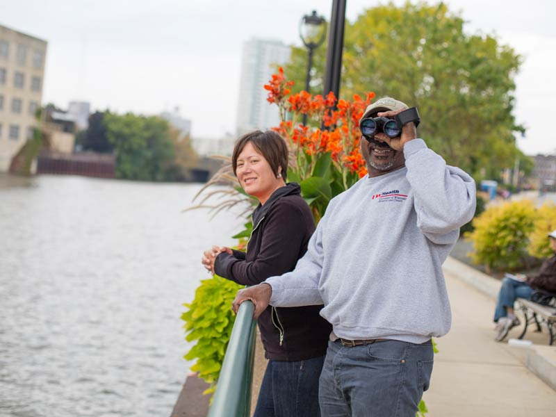 Milwaukee Riverwalk District Membership